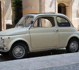 500 Fiat 1947 Canvas-taulu