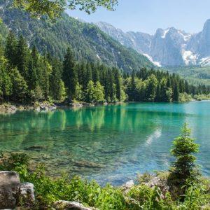 Alppijärvi 763 Canvas-taulu