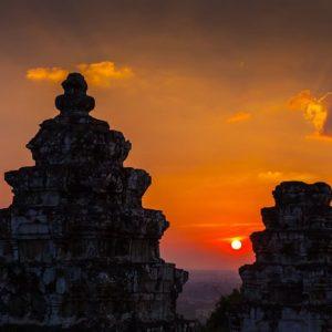 Angkor Wat 888 Canvas-taulu