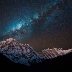 Annapurna 587 Canvas-taulu