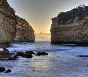 Australia Great Ocean Road 1531 Canvas-taulu