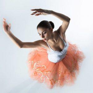 Ballerina 1117 Canvas-taulu