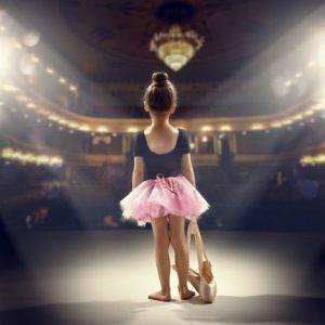 Ballerina 660 Canvas-taulu