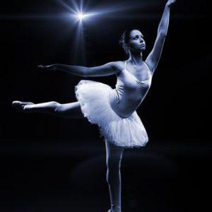 Ballerina Mv 194 Canvas-taulu