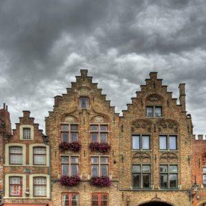 Belgia Brugge 1024 Canvas-taulu