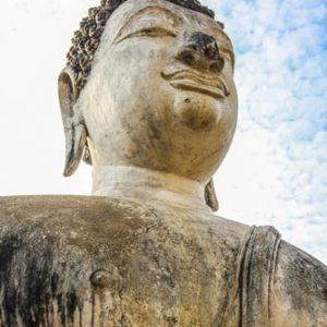 Buddha 339 Canvas-taulu