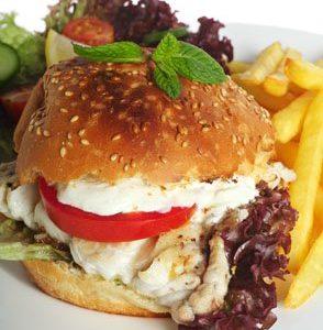 Burger 1523 Canvas-taulu
