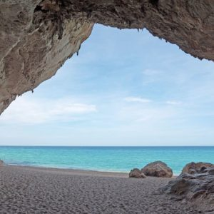 Cala Luna Sardinia 603 Canvas-taulu