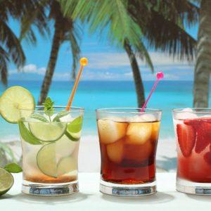 Cocktail 394 Canvas-taulu