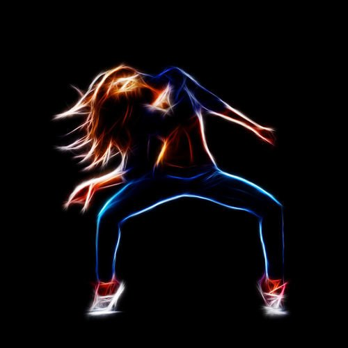 Dancing 882 Canvas-taulu