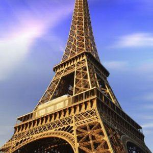 Eiffel-Torni 573 Canvas-taulu