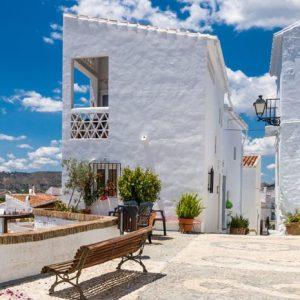 Espanja Andalucia 1138 Canvas-taulu