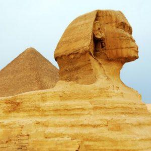Gizan Pyramidi Egypti 943 Canvas-taulu