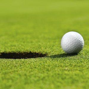 Golf 627 Canvas-taulu